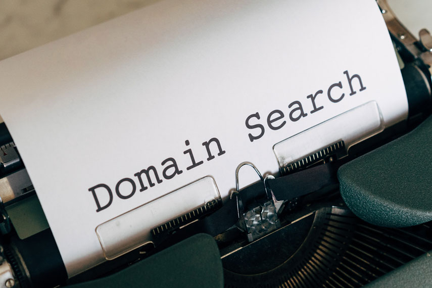 Registering your domain name through 123 Simples